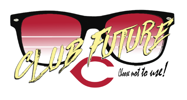 Drug Free Clubs of America Club Future Logo