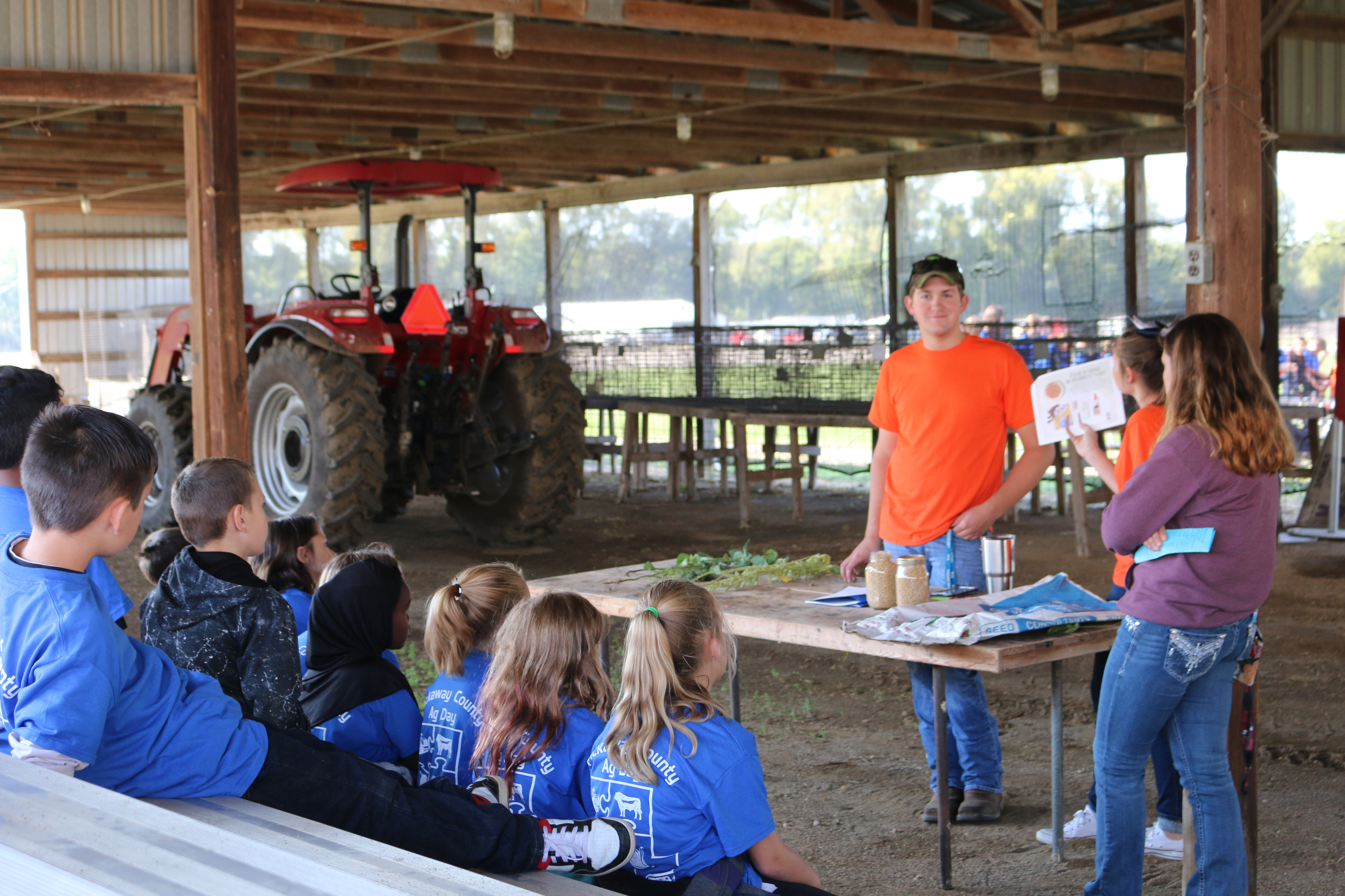 Ag Day at the Pickaway County Fairgrounds